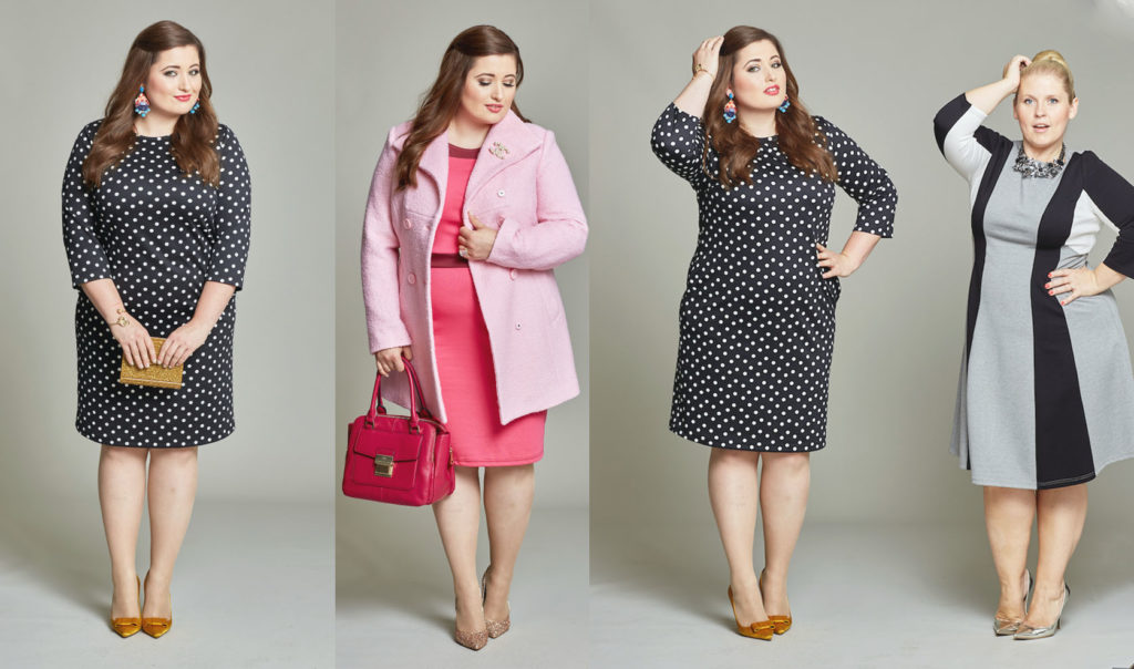 Plus Size Model Hamburg Plus Size Deutschland Bloggerin Instagrammer Curvy Model Body Positivity Wie werde ich Plus Size Model Bonprix Maite Kelly Plus Size Kollektion