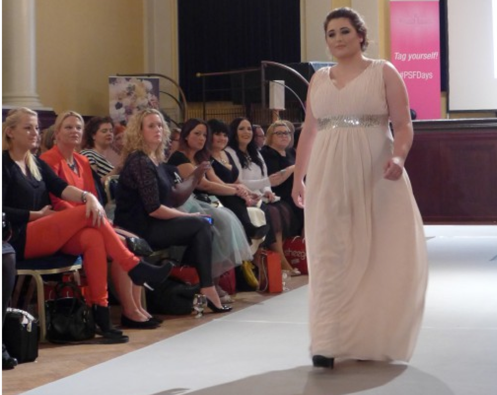 Plus Size Model Hamburg Plus Size Deutschland Bloggerin Instagrammer Curvy Model Body Positivity Wie werde ich Plus Size Model Plus Size Fashion Days Tanja Marfo