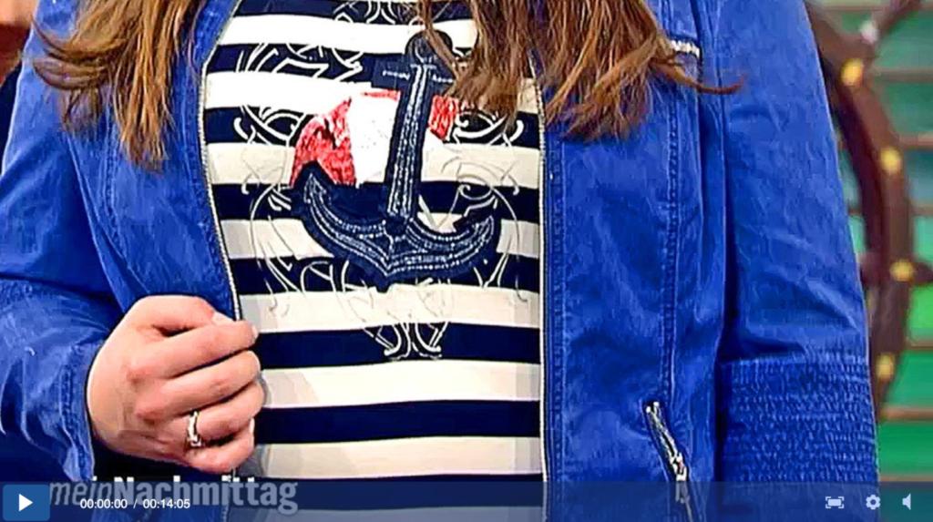 Plus Size Blog im TV, Plus Size Model im Fernsehen Laufsteg NDR Mein nachmittag SchönWild