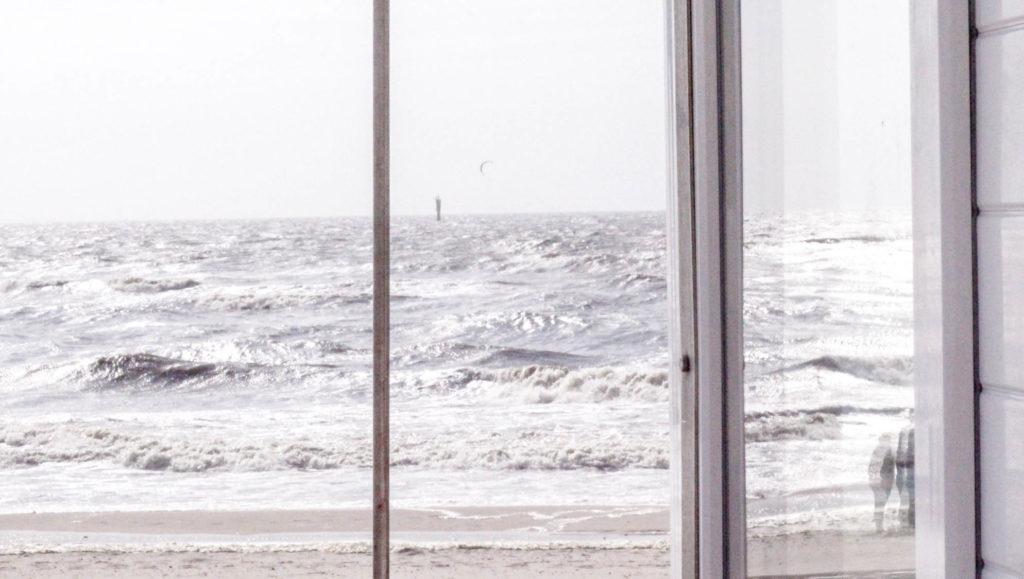 Der Strand und das Meer auf Sylt