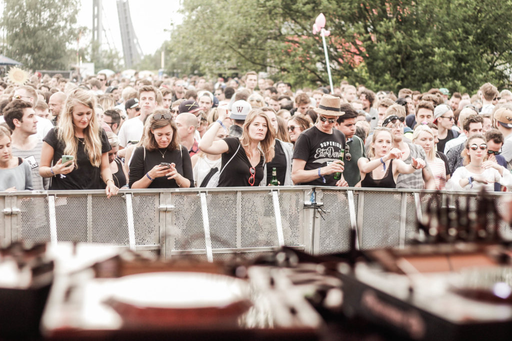 Stil vor Talent Festival Hamburg, Publlikum