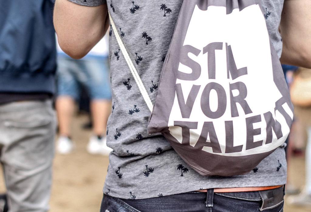 Stil vor Talent Festival Hamburg, Stil vor Talent Jutebeutel