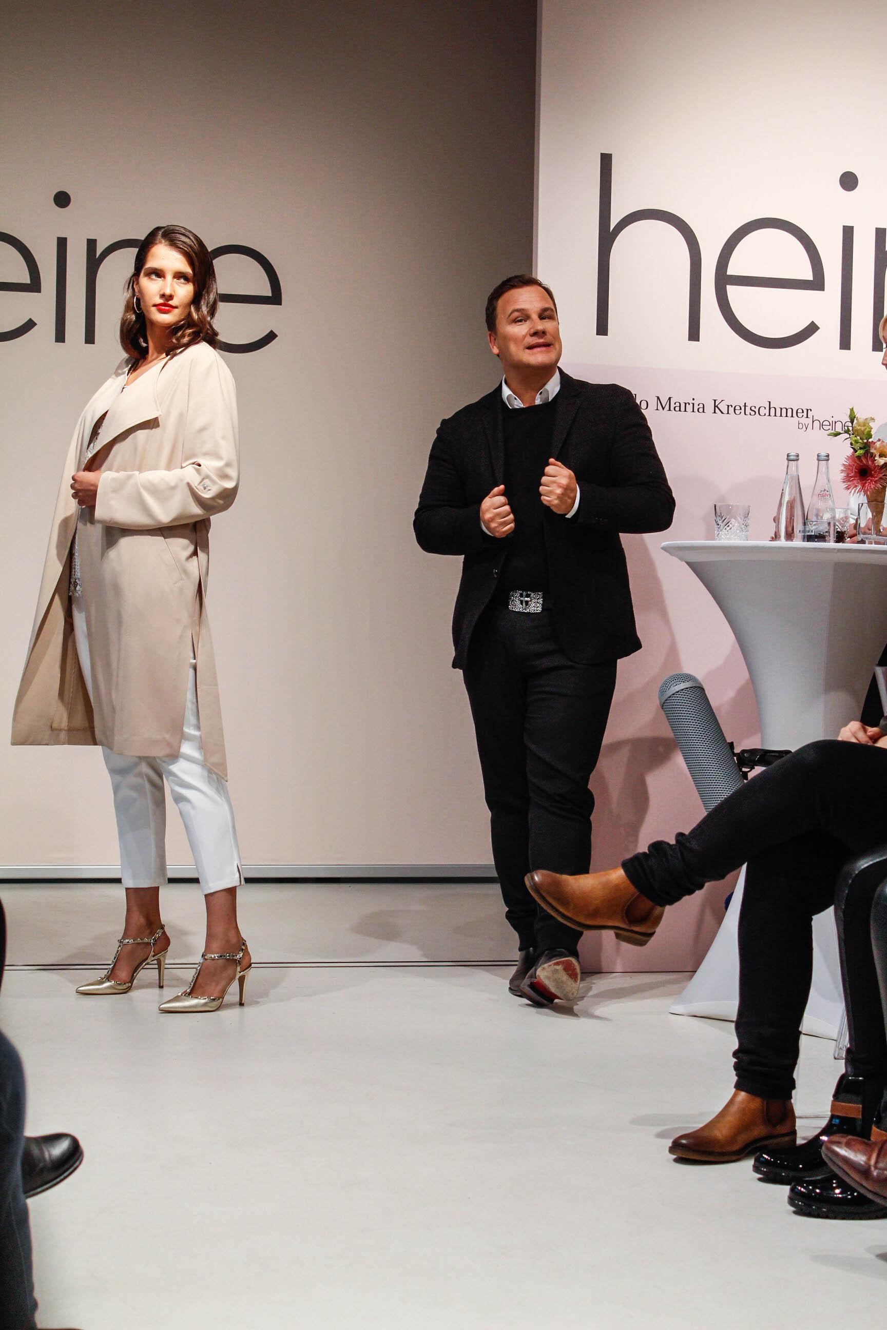 Guido Maria Kretschmer Event in Hamburg Dezember 2016 mit Heine und SchoenWild