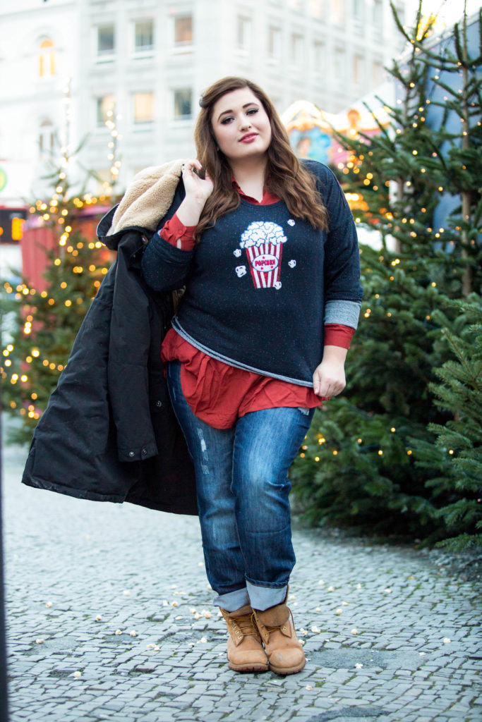 Happy Size Plus Size Outfit SchoenWild