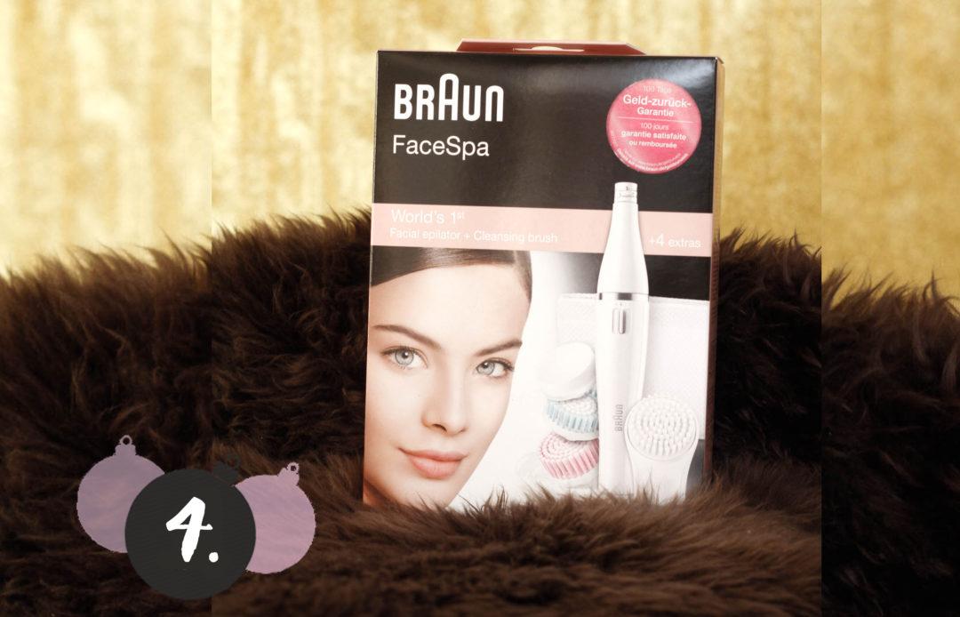 Braun Face Spa