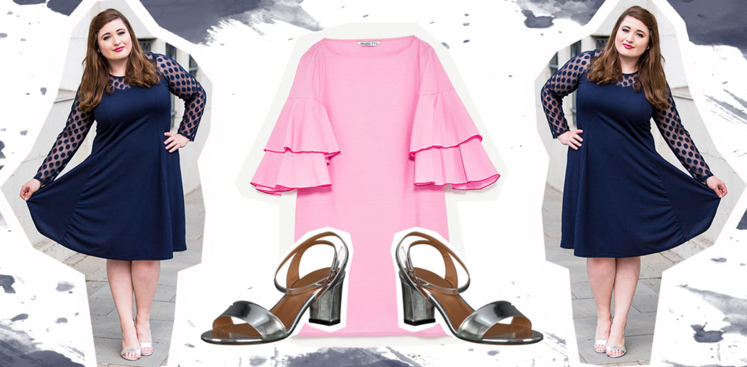 Plus Size Kleider Blog Deutschland Germany Hamburg Model Blogger Inspiration - Plus Size Blog Sale