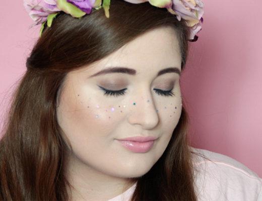 Glitter-Freckles-How-To-Youtube-Regenbogen-Sommersprossen-Glitzer-Beauty-Trend-Blog-Deutschland-Youtube-Make-up-Trends-Blog