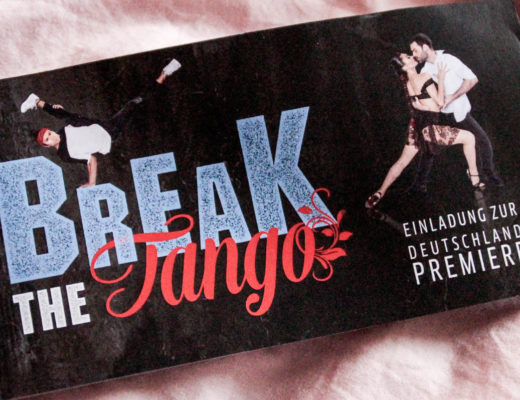 BREAK THE TANGO HAMBURG DEUTSCHLANDPREMIERE ORT ZEIT
