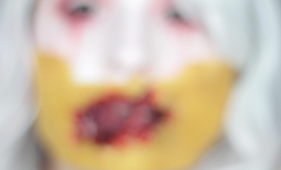 AMERICAN HORROR STORY inspired HALLOWEEN Make-up Zombie Tutorial EASY SFX I SchönWild