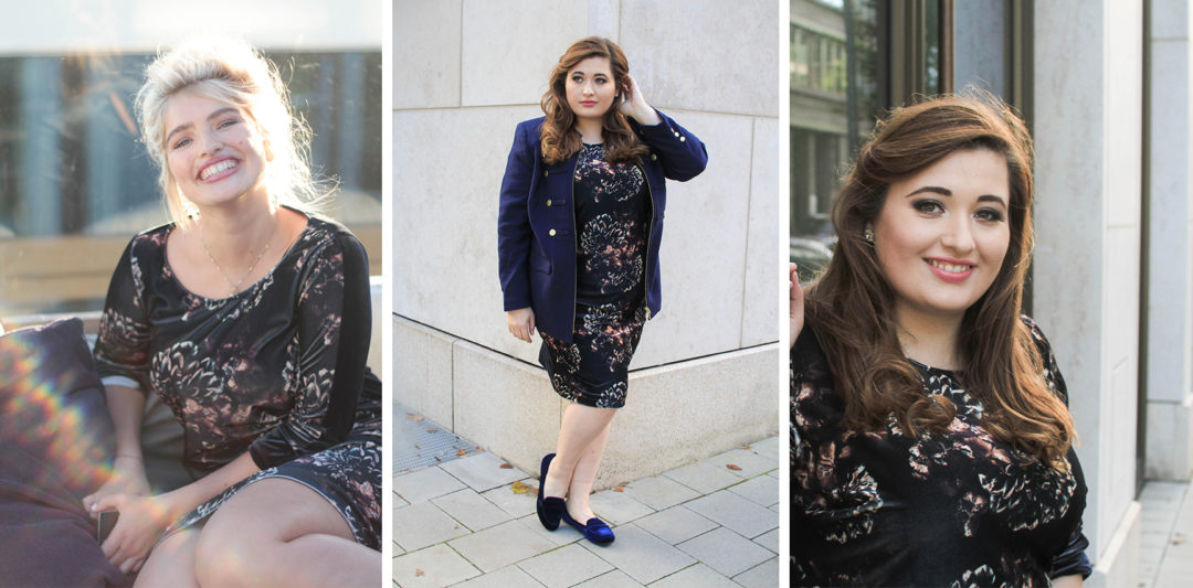 Curvy_Fashion_Blogger_Germany_Sarina_Nowak_Interview_kurven_Bodyshaming_Plus_Size_Model_GNTM_sheego_Ana_Scholz_Matrosen_Jacke_Samtkleid_Plus_Size_Outfit_Inspiration_deutsch