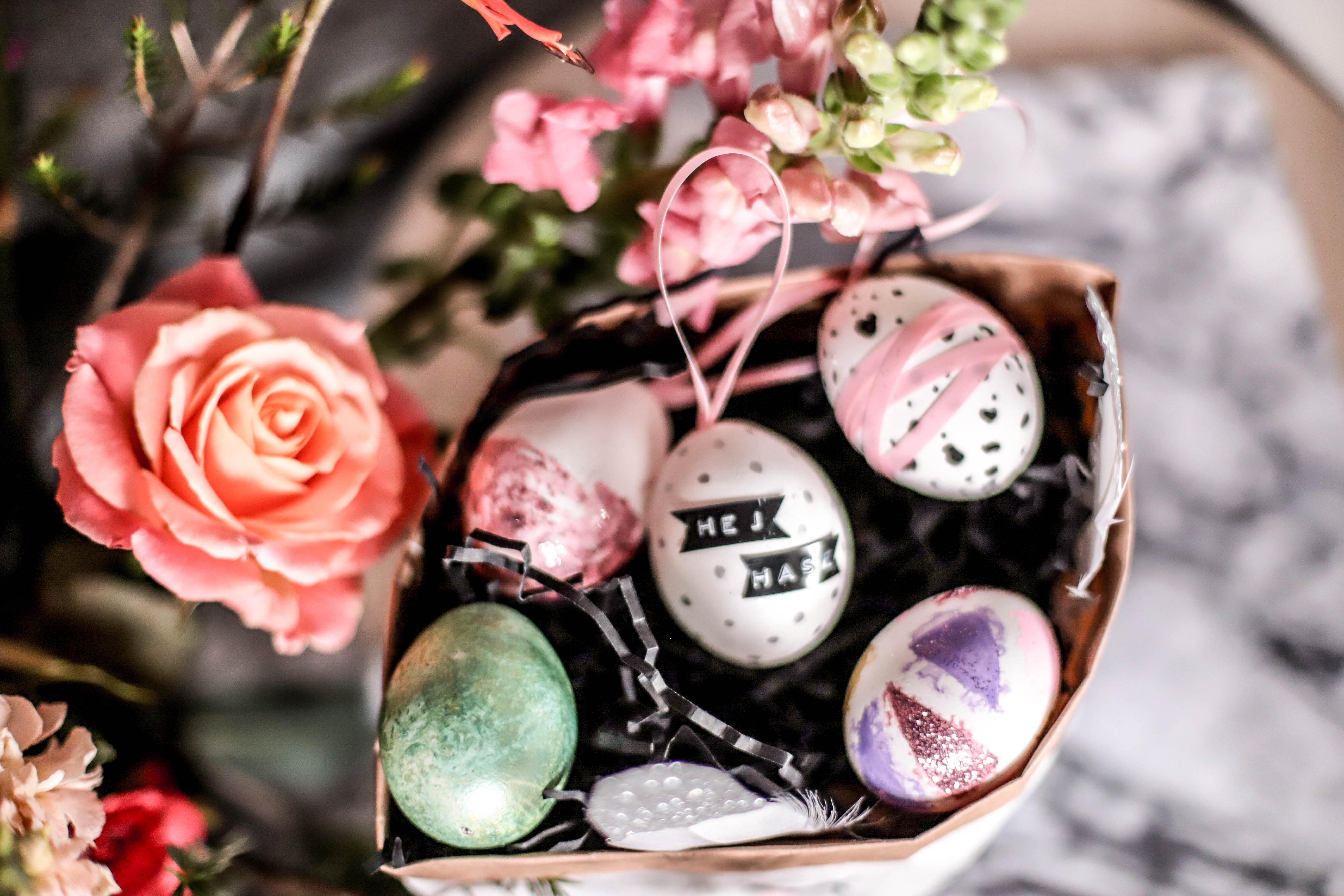 kreative ostereier bemalen mit pintor eier ausblasen leicht gemacht mein tipp sch nwild. Black Bedroom Furniture Sets. Home Design Ideas