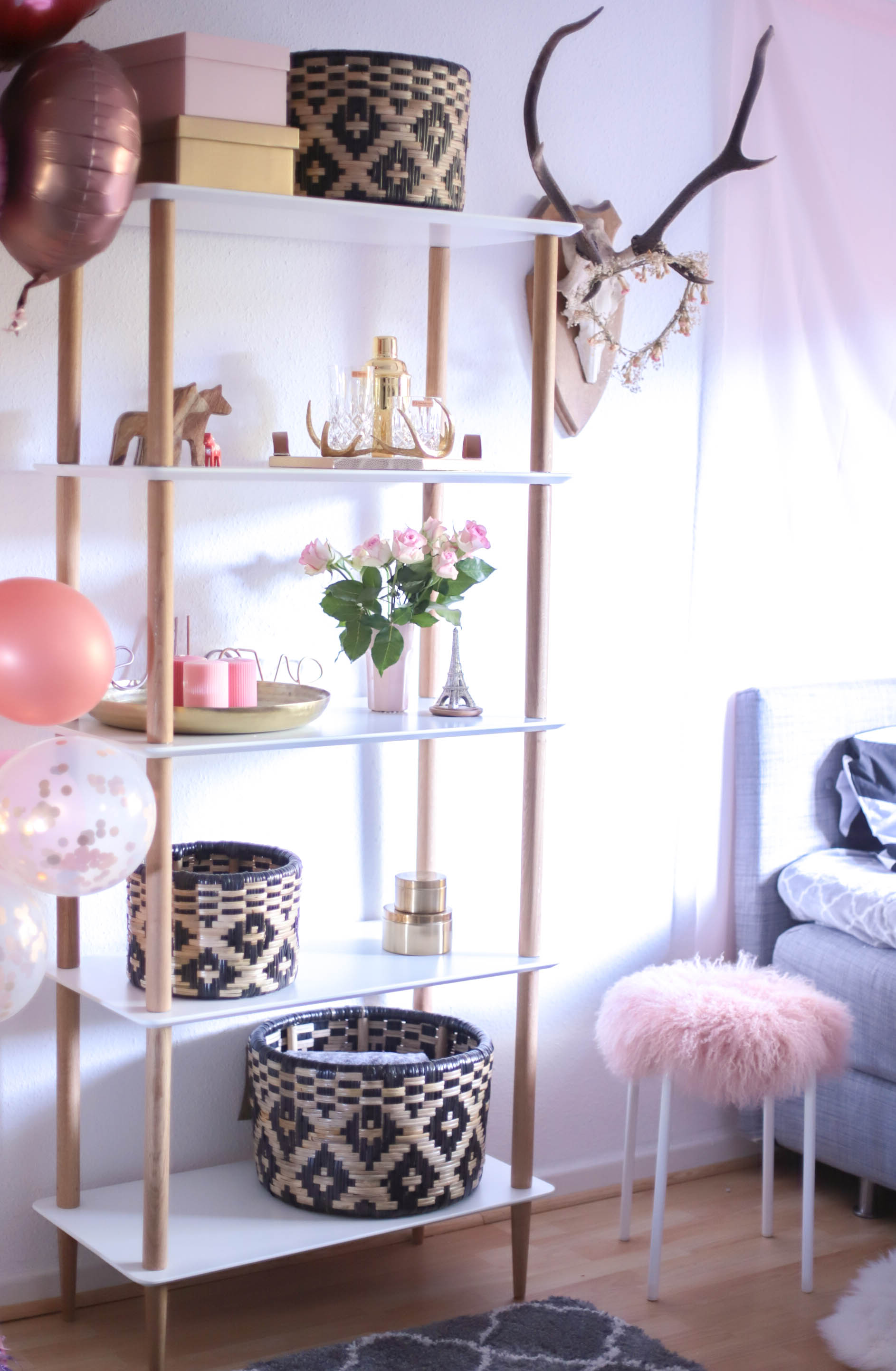 kleine wohnung praktisch einrichten 5 tipps sch nwild. Black Bedroom Furniture Sets. Home Design Ideas