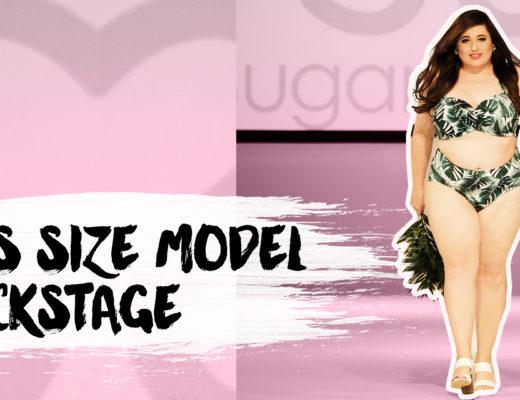 Plus Size Fashion Show YouTube